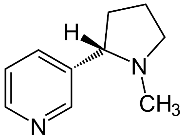 Nikotin_-_Nicotine